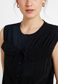 Sisley - Jumpsuit - black - 5