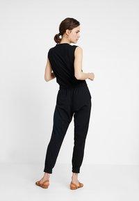 Sisley - Jumpsuit - black - 3
