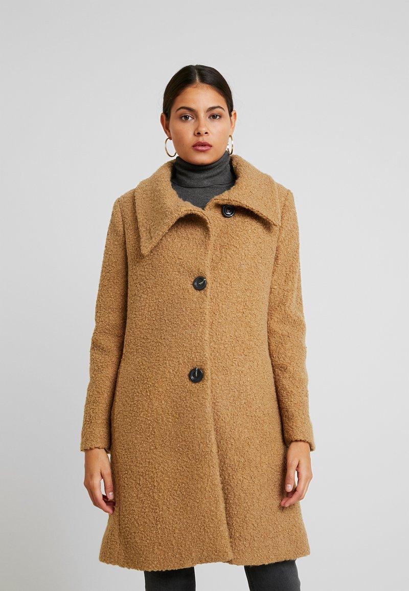Sisley - COAT - Classic coat - beige