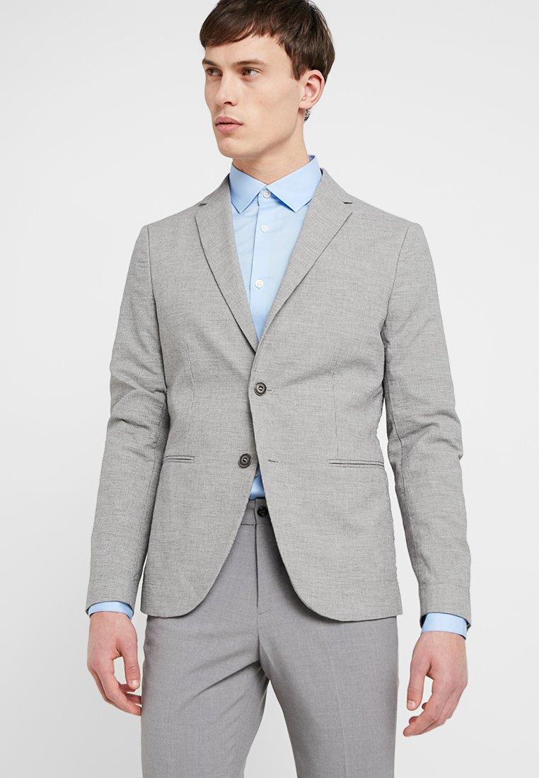 Sisley - Blazer jacket - grey