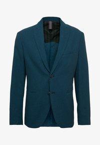 Sisley - Blazer jacket - mottled anthracite - 3