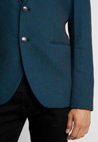 Sisley - Blazer jacket - mottled anthracite - 4