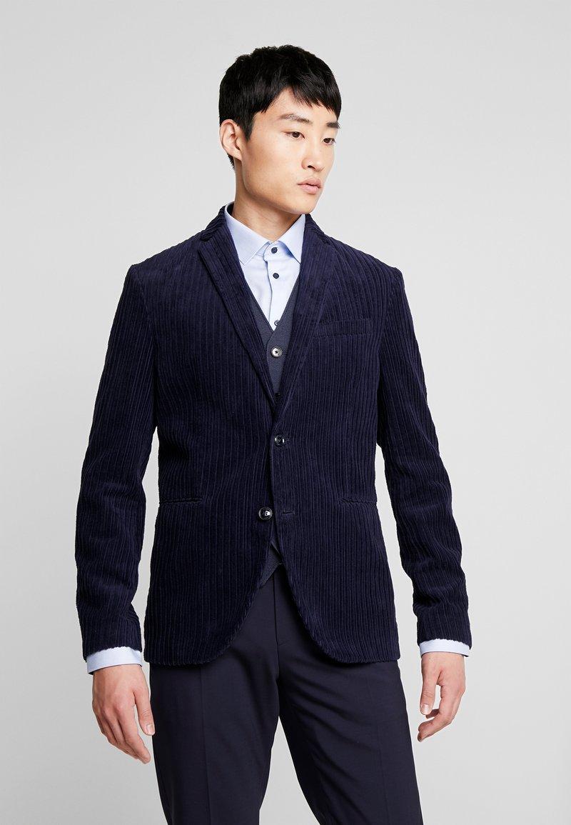 Sisley - Blazer jacket - dark blue