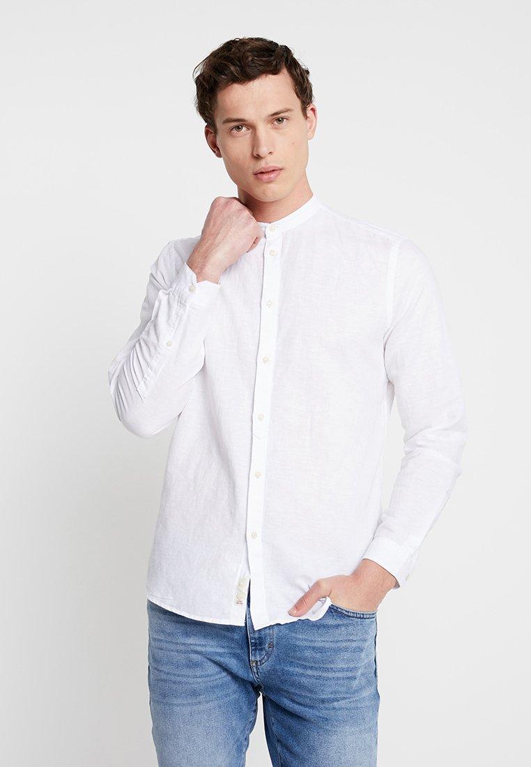Sisley - Hemd - white