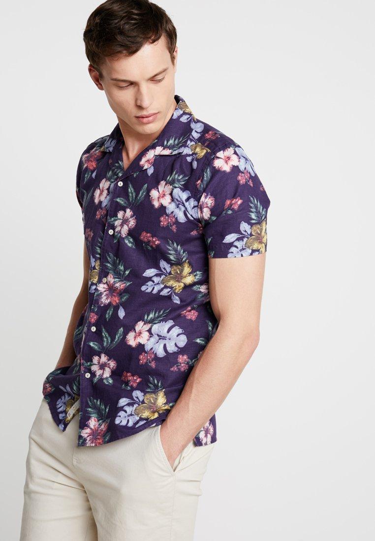 Sisley - Camisa - dark blue