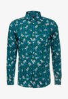 Sisley - 5KI15QET9 - Shirt - dark green