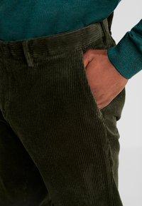 Sisley - Bukse - khaki - 4