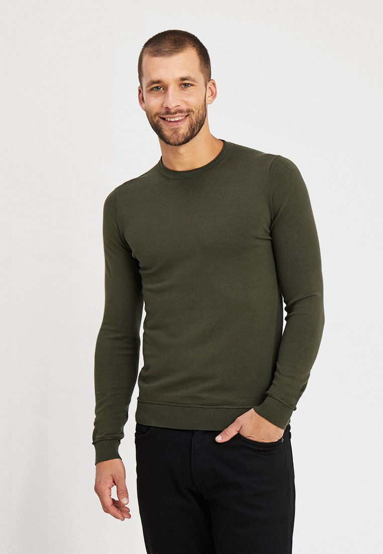 Sisley - Jumper - green