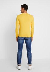 Sisley - Jumper - yellow - 2