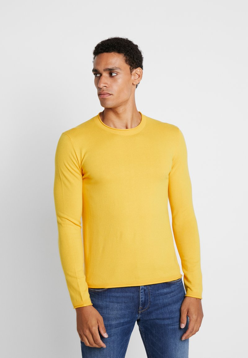 Sisley - Jumper - yellow