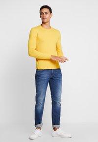 Sisley - Jumper - yellow - 1