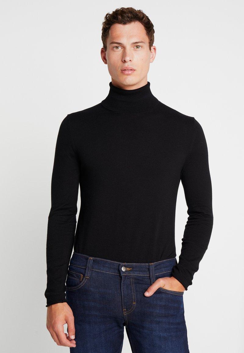 Sisley - Pullover - black