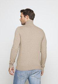Sisley - Pullover - beige - 2