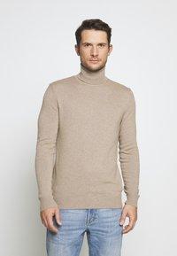 Sisley - Pullover - beige - 0