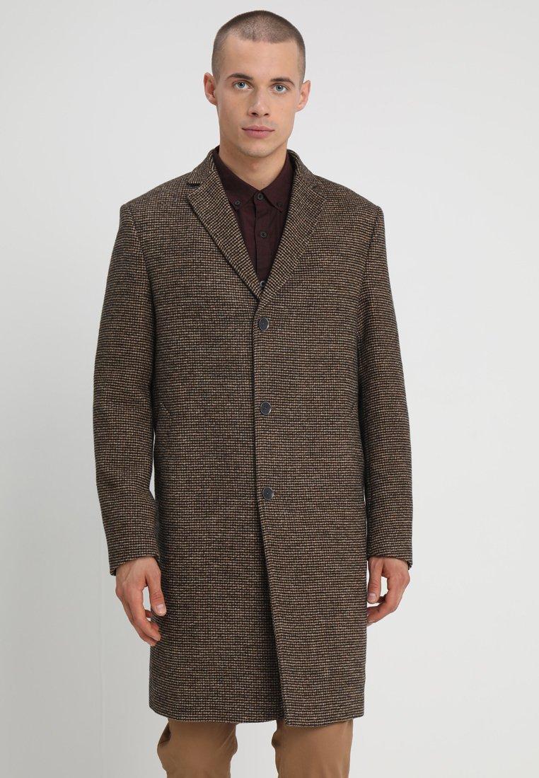 Sisley - Wollmantel/klassischer Mantel - beige