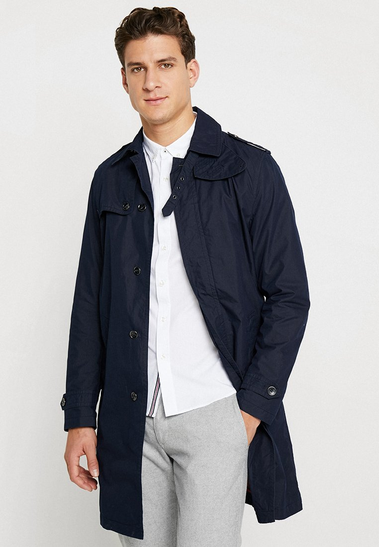 Sisley - Trenchcoat - navy