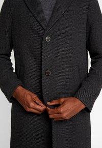 Sisley - Cappotto classico - mottled dark grey - 7