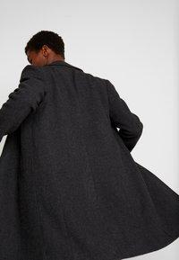 Sisley - Cappotto classico - mottled dark grey - 4