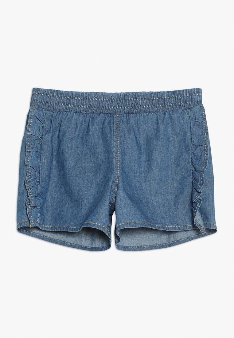 Sisley - Denim shorts - blue