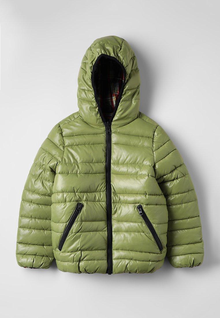 Sisley - JACKET - Vinterjakker - green
