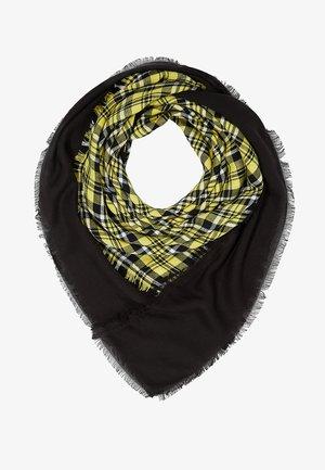 SQUARE  - Tørklæde / Halstørklæder - black