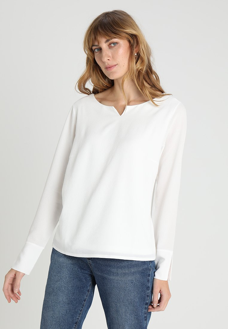 More & More - 1/1 SLEEVE - Bluser - off white