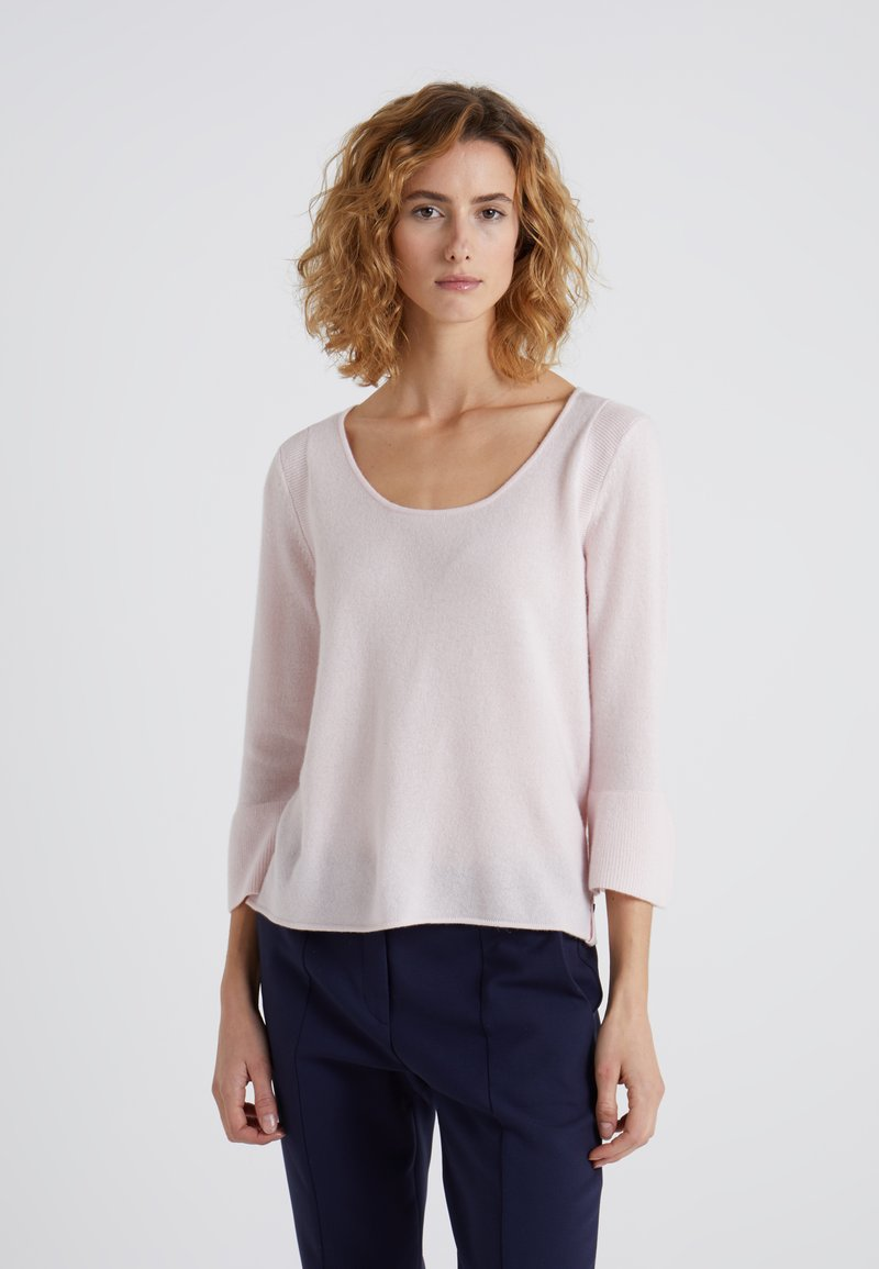 81hours - CATANIA SWEATER DEEP - Strickpullover - rose mellow