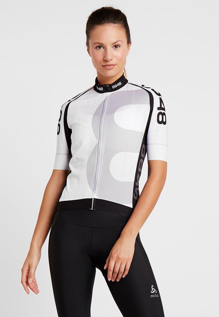 8848 Altitude - MACAU - Print T-shirt - white