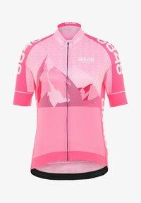 8848 Altitude - NAIRO BIKE  - T-Shirt print - pink - 4