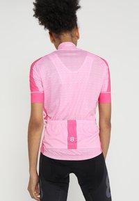 8848 Altitude - NAIRO BIKE  - T-Shirt print - pink - 2