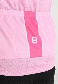 8848 Altitude - NAIRO BIKE  - T-Shirt print - pink - 5