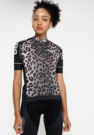 NAIRO BIKE  - T-Shirt print - brown