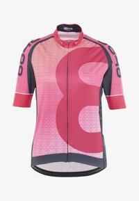 8848 Altitude - MACAU - T-Shirt print - magenta - 4