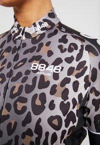 8848 Altitude - MACAU - Print T-shirt - leopoard - 6