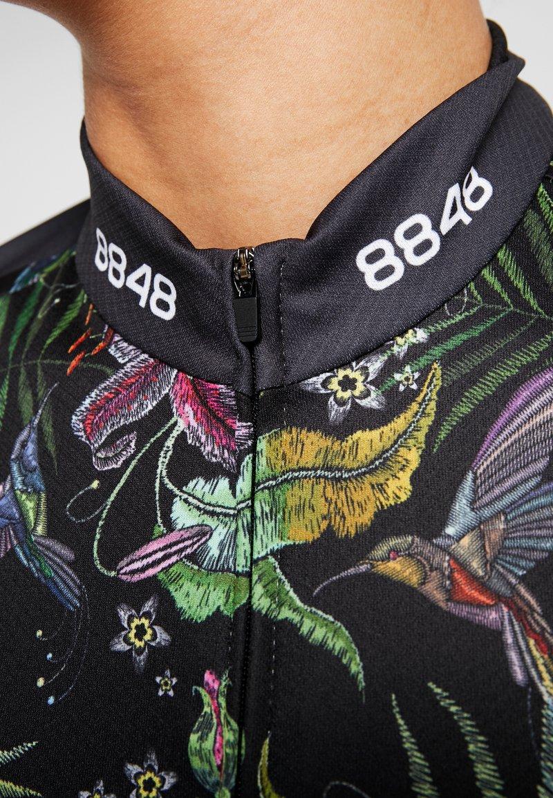 8848 Altitude MACAU - T-shirts med print - black