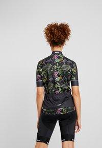 8848 Altitude - MACAU - T-shirts print - black - 2