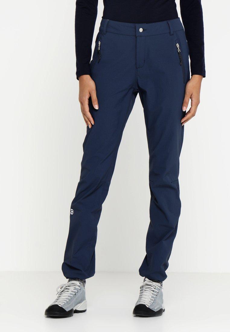 8848 Altitude - ISA PANT - Pantalon classique - indigo