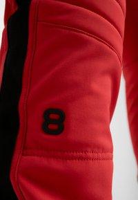 8848 Altitude - RANDY SLIM PANT - Snow pants - red - 6