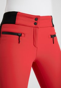 8848 Altitude - RANDY SLIM PANT - Täckbyxor - red - 3