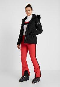 8848 Altitude - RANDY SLIM PANT - Snow pants - red - 1