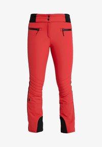 8848 Altitude - RANDY SLIM PANT - Snow pants - red - 5