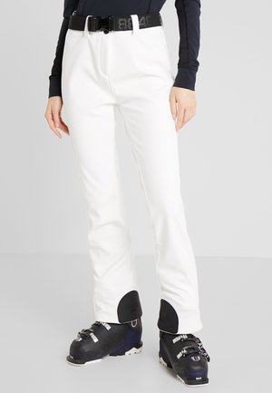 SLIM PANT - Snow pants - blanc