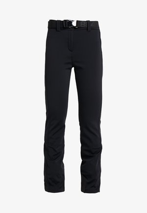 SLIM PANT - Snow pants - black