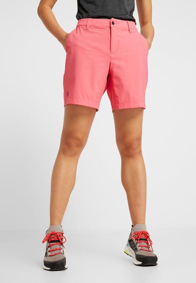 EALA  SHORTS - kurze Sporthose - magenta