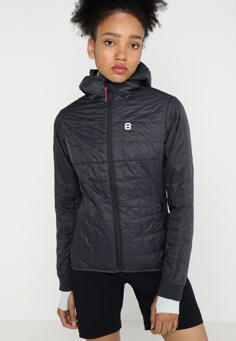 8848 Altitude - THERESIA LINER - Outdoor jacket - charcoal