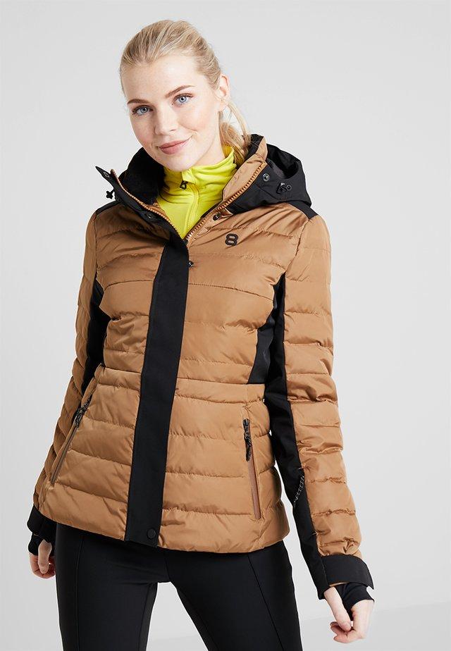 ANDINA PRIMALOFT - Ski jas - bronze