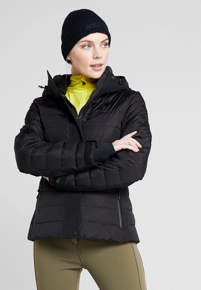 ANDINA PRIMALOFT - Lyžařská bunda - black
