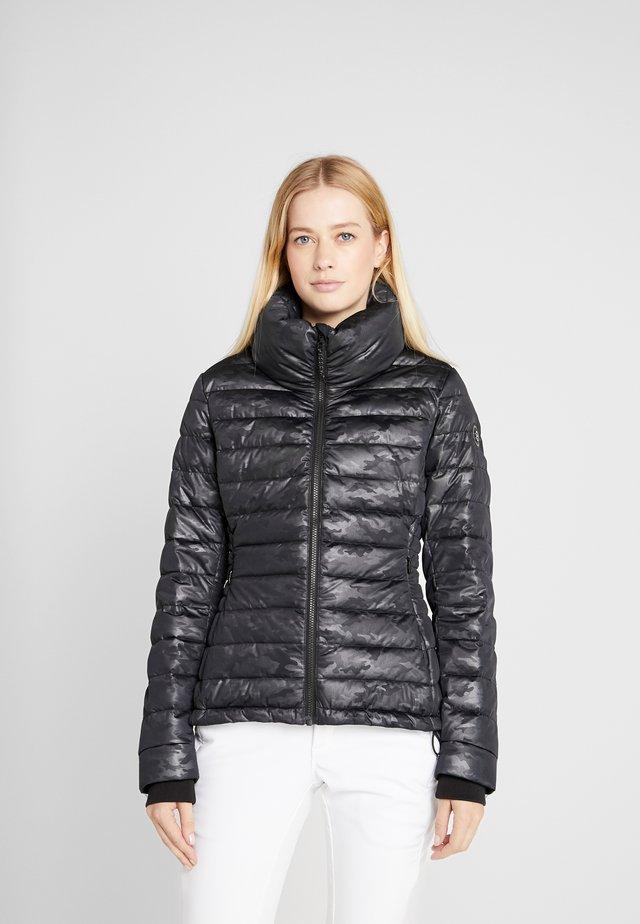 SAVANNAH JACKET - Lyžařská bunda - black