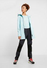8848 Altitude - ZOE - Soft shell jacket - mint - 1