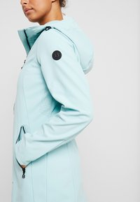 8848 Altitude - ZOE - Soft shell jacket - mint - 5